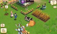 手机农场游戏广告与农场