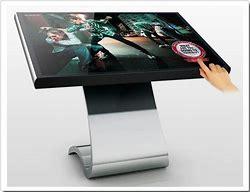 触摸屏广告机的应用让广告传播越来越有趣